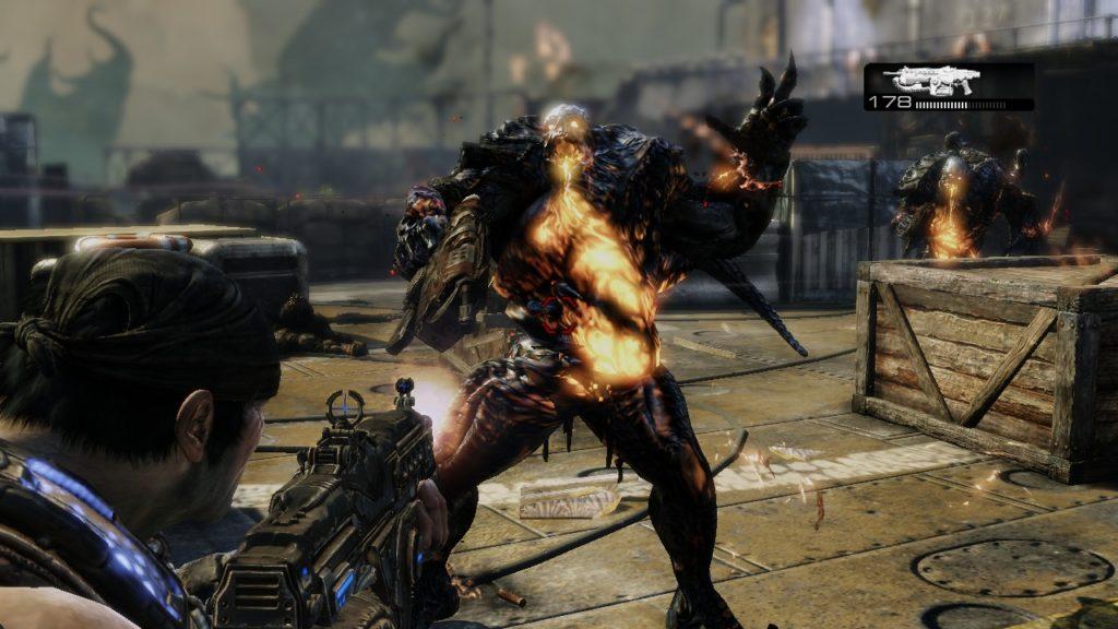 gears of war 5 combat
